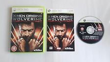X MEN ORIGINS WOLVERINE UNCAGED EDITION XBOX 360 GAME