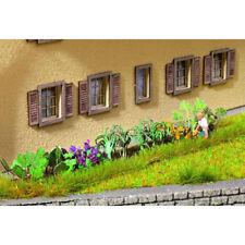 GAUGEMASTER Laser Cut Minis - Garden Plants (17) OO/HO Gauge Scenics GM177