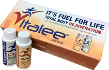Vitalee AM and PM,  Fuel for  Life. (60 ml liquid 1 Box containing 7AM and 7PM)