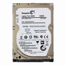 "Seagate Laptop Thin SSHD interno 500 GB 5400 Rpm 2.5"" ST500LM000 DPN 0N7GG6"
