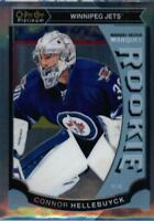 2015-16 O-Pee-Chee Platinum Marquee Rookie #M36 Connor Hellebuyck Winnipeg Jets