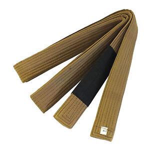 Brazilian High Quality Jiu Jitsu Belts 100% Cotton Material Durable Heavy BJJ