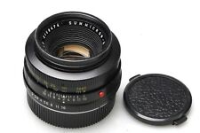 Leica Summicron-R 50mm F2 lens