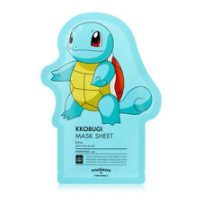TONYMOLY x Pokemon Squirtle/Kkobugi Mask Sheet (USA Seller)