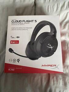 HyperX cloud flight S (PC Or PS4)