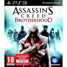31867//ASSASSIN'S CREED BROTHERHOOD POUR PS3 EN TBE