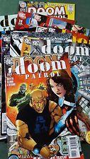 From JLA Doom Patrol 2009 #1-15 of 22 Volume 5 plus Silver Age #1 (2000) DC