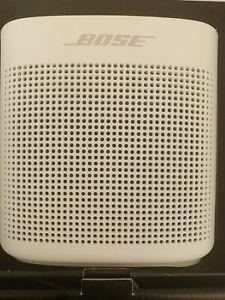 Bose SoundLink Color II Bluetooth Wireless Speaker - Portable 2 Polar White