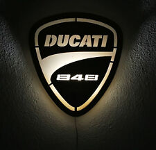 Ducati 748 999 848 1098 1199 Panigale Monster Lampe individuelle Gestaltung