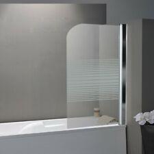 Duschabtrennung Badewanne Duschwand Faltwand Glas günstig ...
