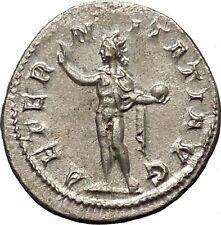 """Gordian III Rare Silver Ancient Roman Coin Sol Invictus """"Unconquered Sun"""" i52043"""