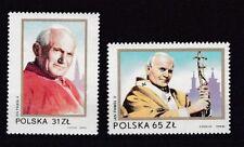 Echte Briefmarken aus Polen mit Religions-Motiv als Satz