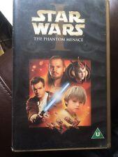 Star Wars: Episode 1 - The Phantom Menace (VHS/DM, 2000)