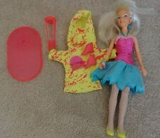 HASBRO JEM & The Holograms 1986 FLASH N Sizzle Jem JERRICA doll