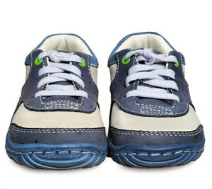 WIDE new Stride Rite BB43398 SRT Charles navy Infant Toddler boys walking shoe