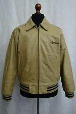 Men's Vintage Redskins American League Baseball Varsity Jacket L