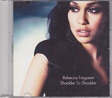 Rebecca Ferguson-Shoulder To Shoulder Promo cd single