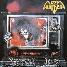 LIZZY BORDEN Visual Lies CD