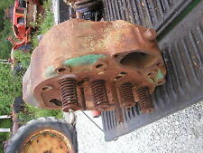 John Deere 70 Diesel Tractor Jd Engine Motor Cylinder Head Amp Valves F1958r 1958r