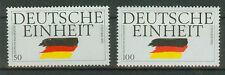 BRD Briefmarken 1990 Deutsche Einheit Mi.Nr.1477+1478** postfrisch