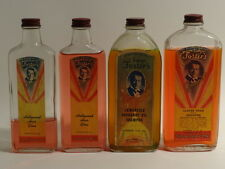 VINTAGE 1930s George Foster's Inc Hair Care Products St Paul Minn * 4 Bottles