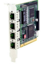 Digium TE410P Quad Span T1 E1 J1 PCI Card 3.3v Asterisk