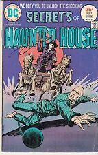 SECRETS OF HAUNTED HOUSE Comic Book #2 -June-July 1975, DC Comics
