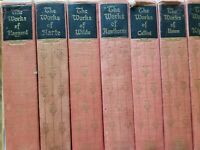 Lot of 25 Black's Readers Service Company Books ~ from the late 1920's - 1930's