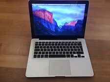"Apple MacBook Pro 13""3 (Mid 2010), 2.4 GHz, 320 GB, 8 GB Ram"