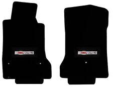 NEW! FLOOR MATS 1997-2004 C5 Corvette Z06 405 HP Embroidered Emblem Logo Pair
