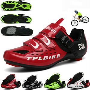 Mtb Mountain Cycling Shoes Men Spd Bike Sneakers Professional Road Bicycle Shoes