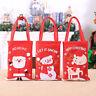 Christmas Gift Cloth Handbag Candy Bag Merry Christmas Candy Bags Xmas Decor