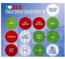 Various Artists - ZYX Italo Disco Collection 12 / Various [New CD]