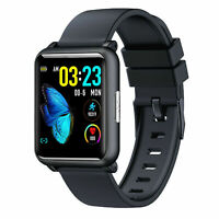 Cardiofrequenzimetro Bluetooth Smart Watch ECG PPG per Android iOS