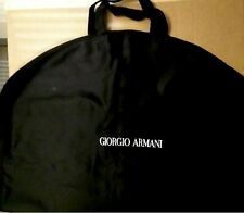 GIORGIO ARMANI New Other  Without Tags Black Garment Bag