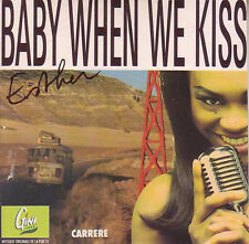 CD single  ESTHER	Baby when we kiss 3-track CARD SLEEVE -   GINI commercial