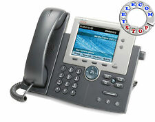 Cisco CP-7945G Colour SCCP VoIP SIP Phone - Grade A - Inc VAT & Warranty - 7945