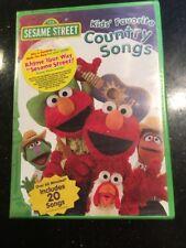Sesame Street: Kids' Favorite Country Songs DVD PBS Muppets, Womack Garth Brooks