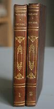 VOYAGE A SMYRNE (1817) J. M. Tancoigne / Rare Edition originale / 2 gravures