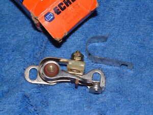 Napa Echlin CS-753 Contact Set / Points Assembly Ford Lincoln Mercury Edsel