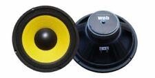 Woofer 170mm 100W 4 ohm W-064