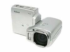 Nikon COOLPIX S10 6.0MP Digital Camera - Silver