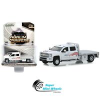 Greenlight Dually Drivers Series 2 2018 Chevrolet Silverado 3500HD USA-1 46020-B