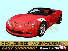 2010 2011 2012 2013 Corvette C6 Hash Marks Decals Stripes Kit (wide body)