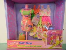 "Barbie Fashion - 1991 Fashion Mall ""Beach Blast Shop"", NRFB"