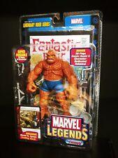 Marvel Legends THE THING ToyBiz Action Figure Legendary Rider Series NIB Cleaned
