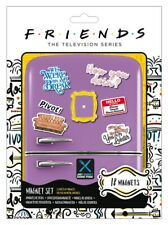 Friends How You Doin? TV Series set of 18 fridge magnets on backing sheets py)