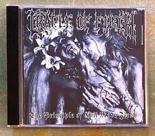 CRADLE OF FILTH - Principle CD 1.Press 1994 PROMO ! Mayhem Dissection Satyricon