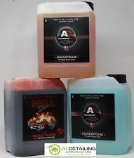 Autobrite Direct - Snow Foam XL Taster Kit DEVIL'S BLOOD SUPER FOAM MAGIFOAM 5L