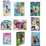 DISNEY FAIRIES COLOURING & ART SETS - Girl Stickers Crafts Drawing Activity Gift